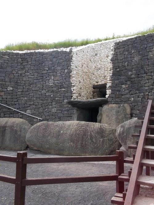 Entrance stone, Newgrange