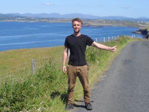 Traveling around Ireland