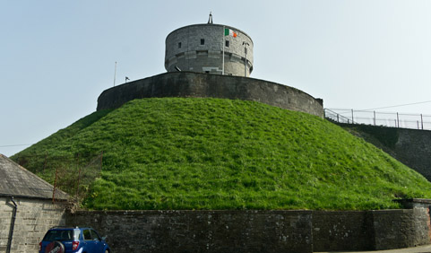 Millmount Fort (photo credit: infomatique via cc license from flickr)