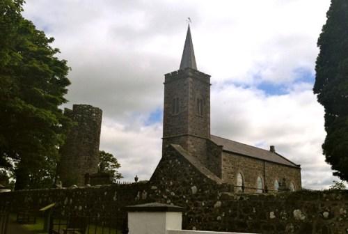 Armoy Churchyard 2