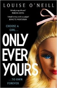 Only Ever Yours (UK cover)