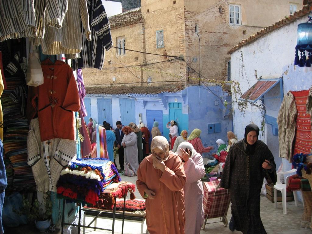 Con la Furgo por Marruecos