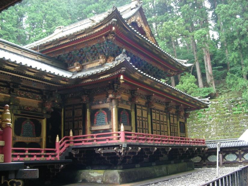 Templo Taiyuin byo