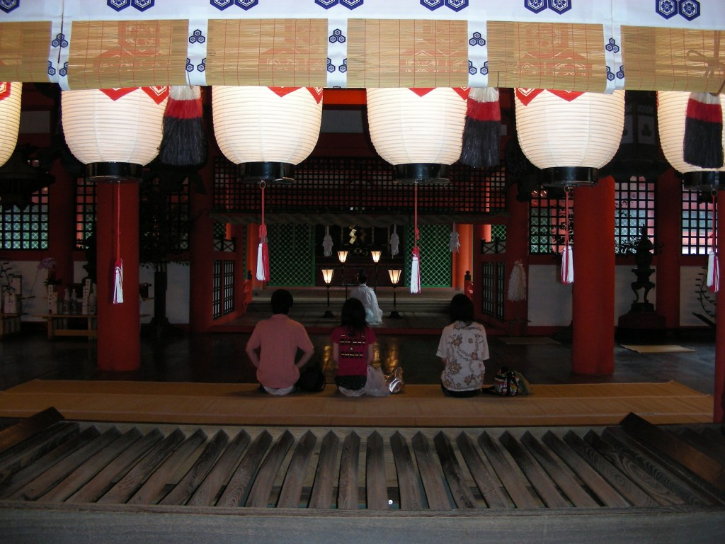 Miyajima templos
