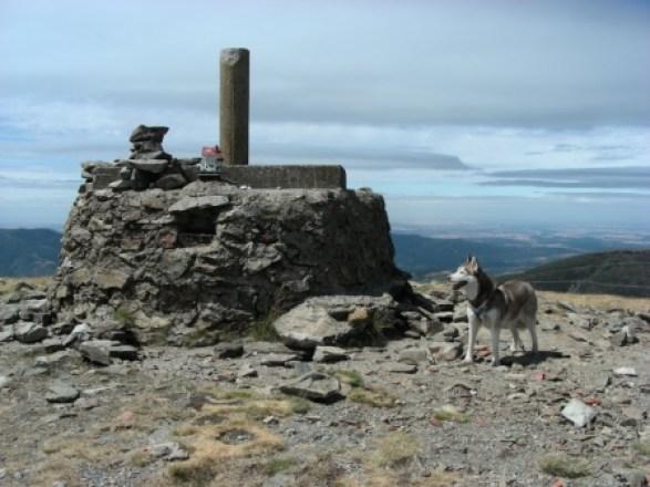 Cumbre del Pico San Millán