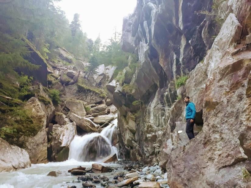 Escalada en Suiza