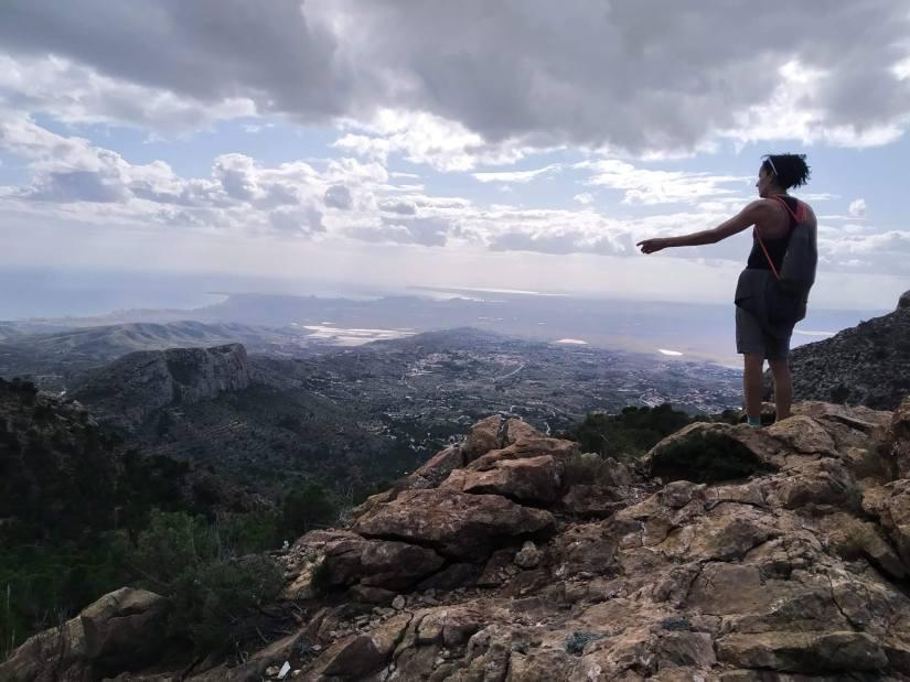 Ruta Ponotx y Puig Campana