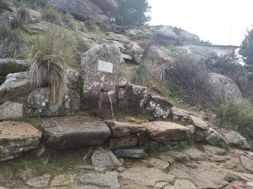 Fuente Refugio Giner