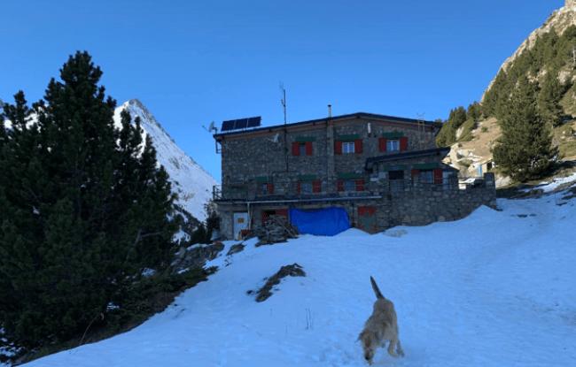 Refugio de Estós