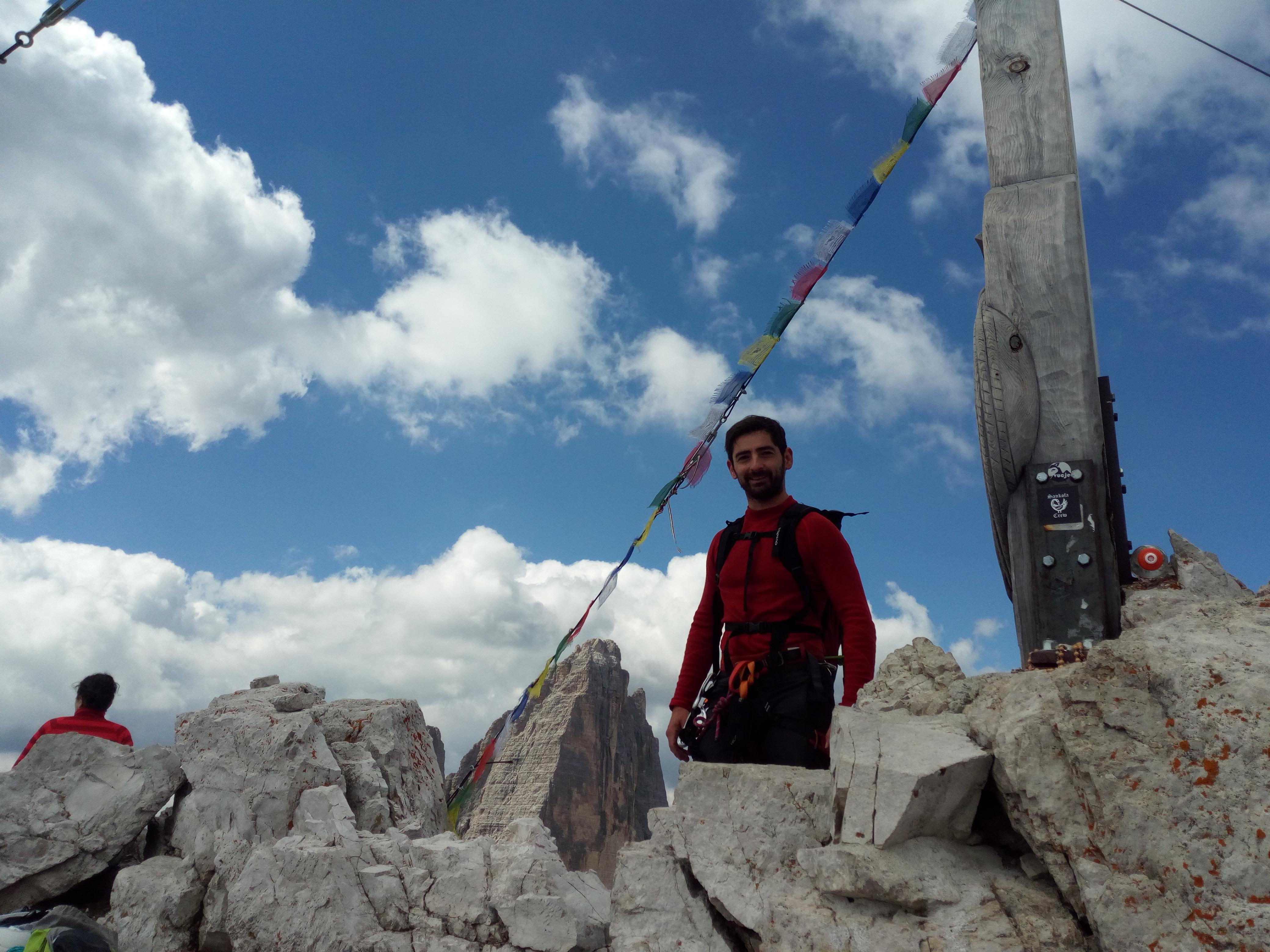 Dolomitas las Montañas