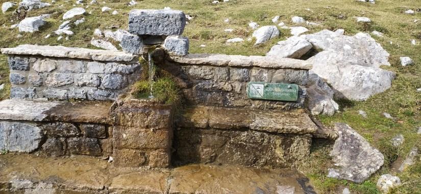 Fuente del camino