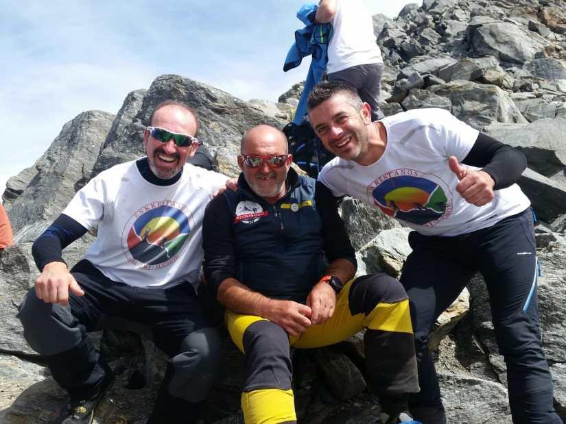 Mont Blanc el 4000 fácil