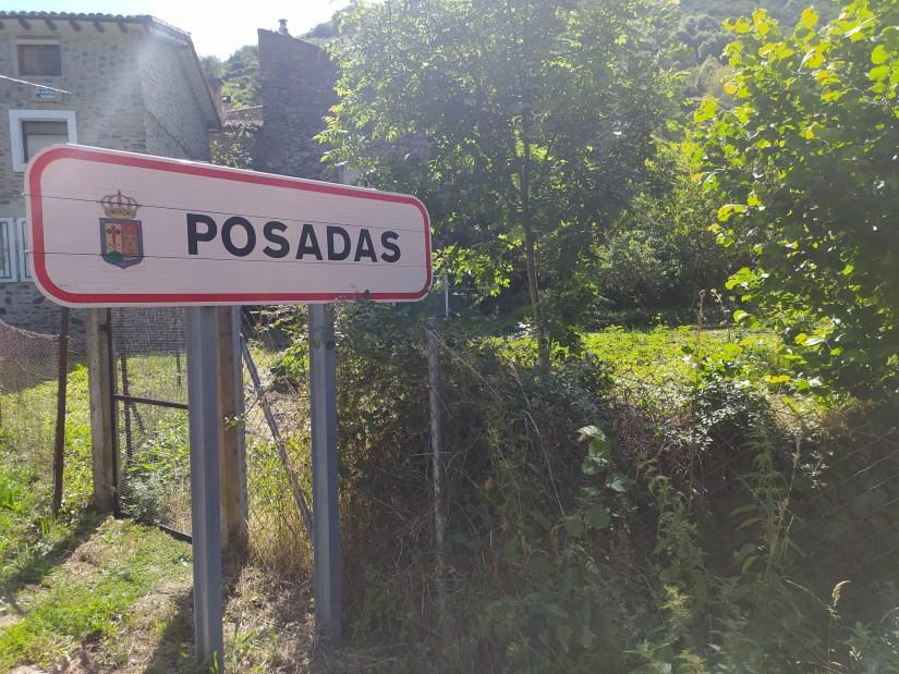 Posadas aldea