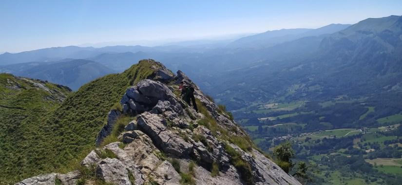 Cresta de Balerdi