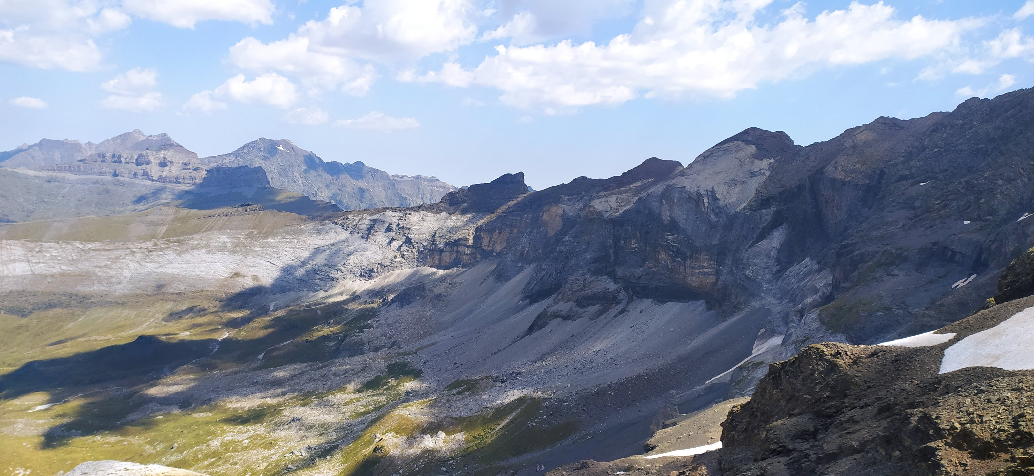 vista desde cresta