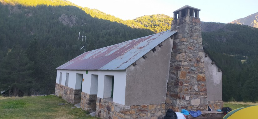 Refugio de Tebernes