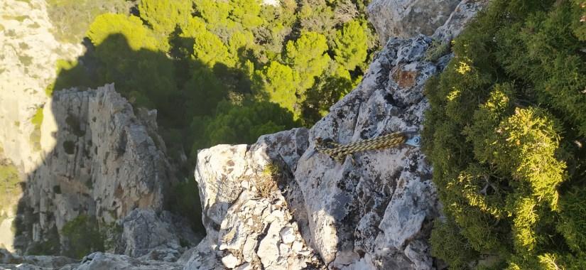 Cresta de las Tres Jotas