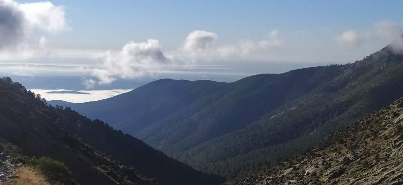 Niebla en Gredos