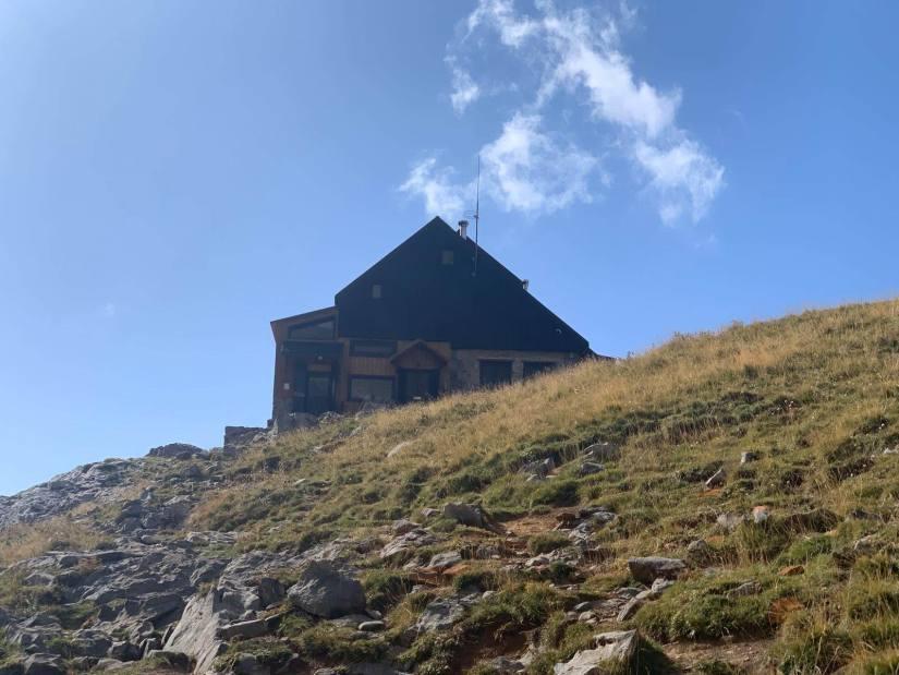 Refugio Collado Jermoso