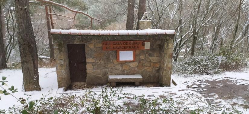 Casa de guias Navacerrada