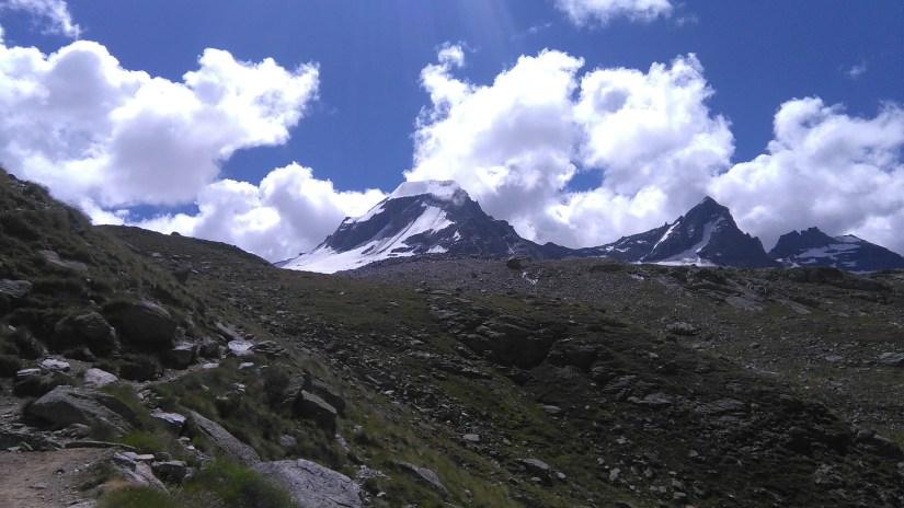 Camino de las cumbres