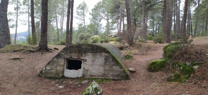 Bunker Guadarrama
