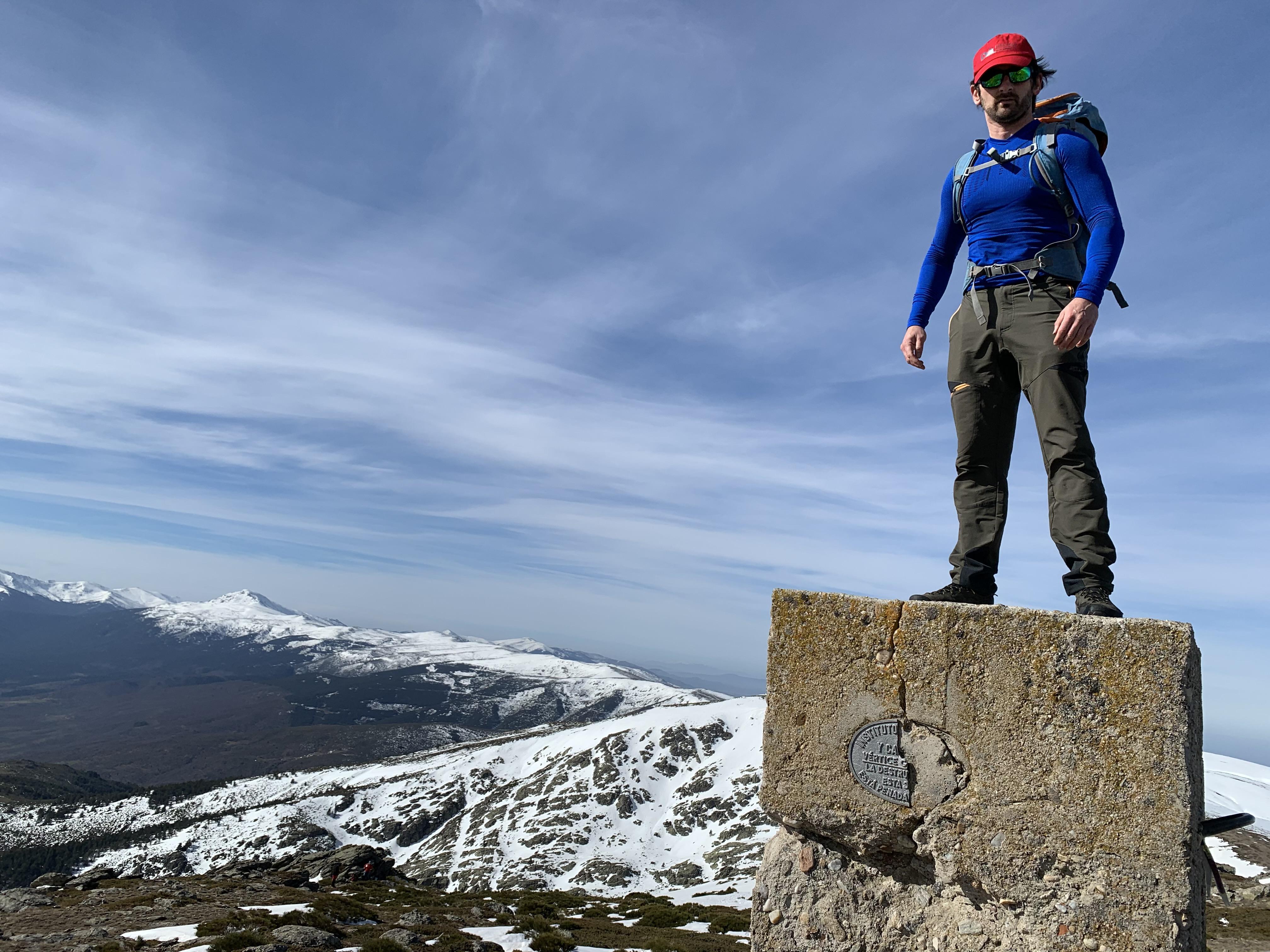 Ruta circular al Pico del Nevero