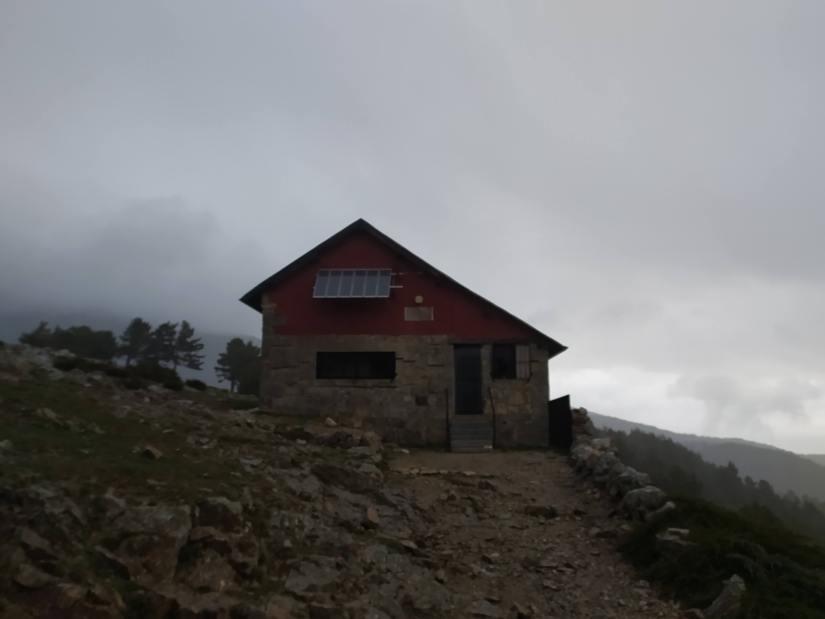 Refugio Pingarrón