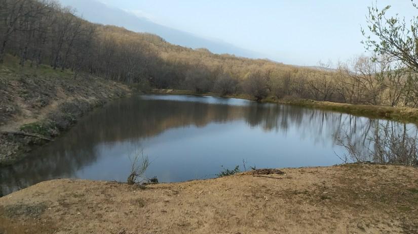 Lagunas de montejo de la Sierra