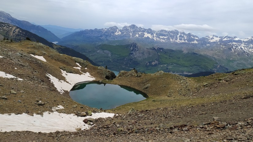 Pico Musales desde la Sarra