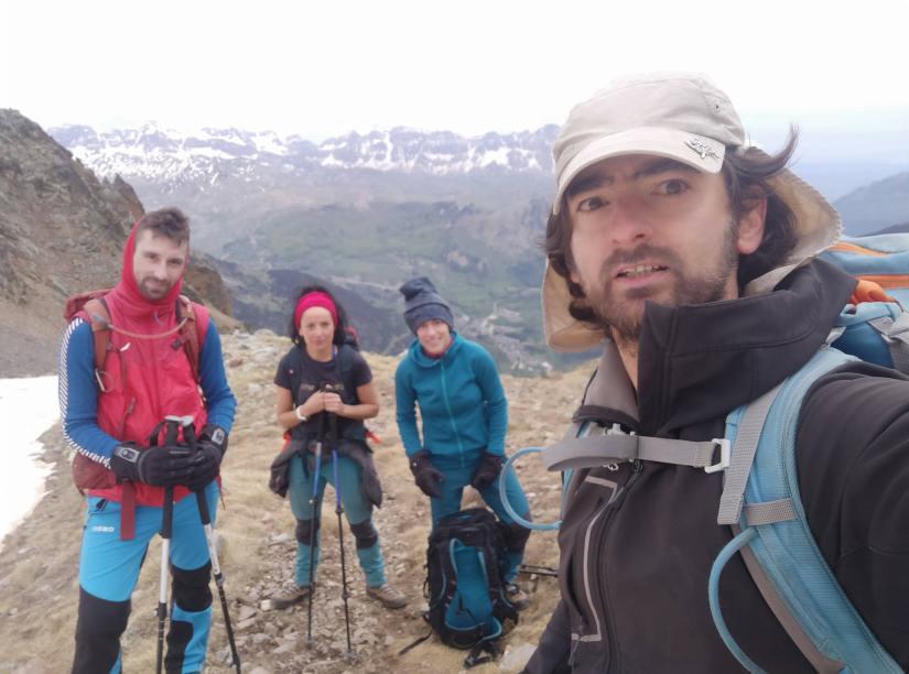 Grupo de montaña