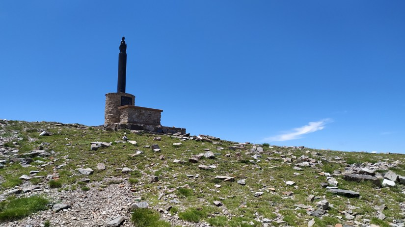 Cumbre San lorenzo