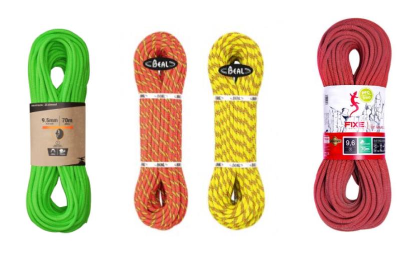 Tipos de cuerdas
