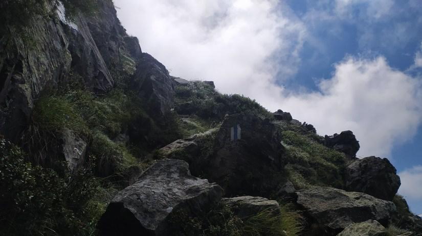 Camino alpino