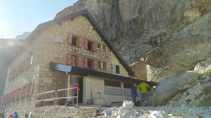 Refugio Soreiffer de la Dibona