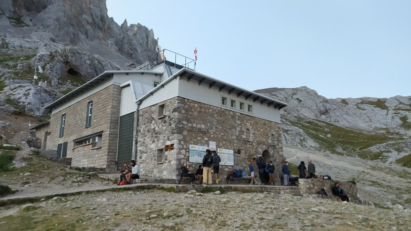 Refugio Urriellu