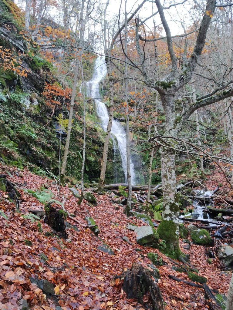 Cascada Altuzarra