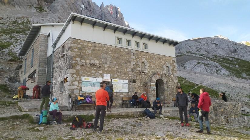 Refugio Vega de Urriellu