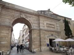 Entrée vieille ville