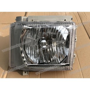 Head Lamp For ISUZU DECA 360