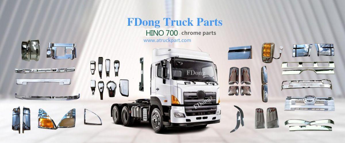 HINO 700 Chrome Parts