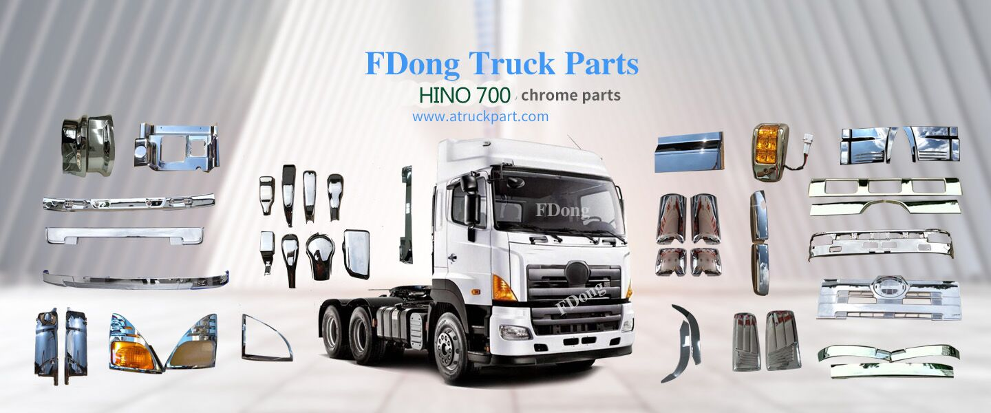 HINO 700 Chrome Parts