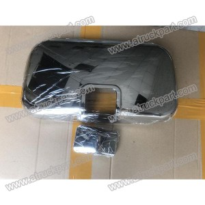 Chrome Mirror Cover for HINO ISUZU FUSO UD FDM010