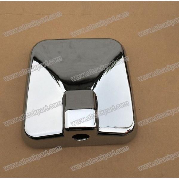 Chrome Mirror Cover for HINO ISUZU FUSO UD FDM015