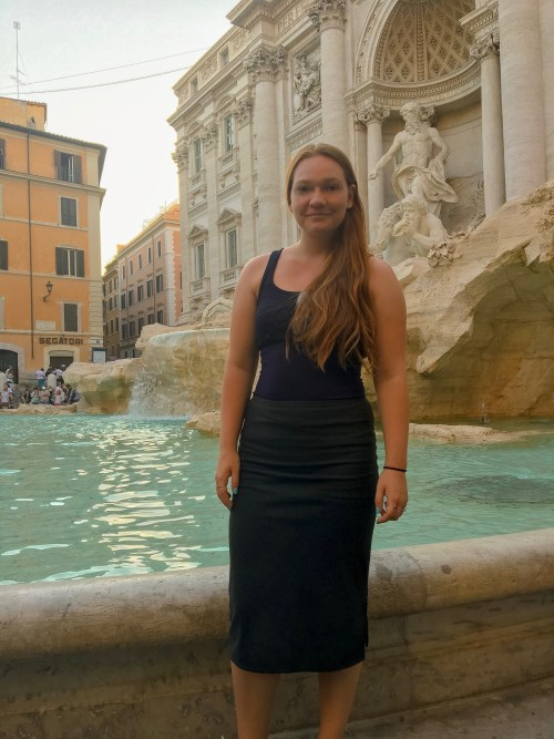 first trip to italy