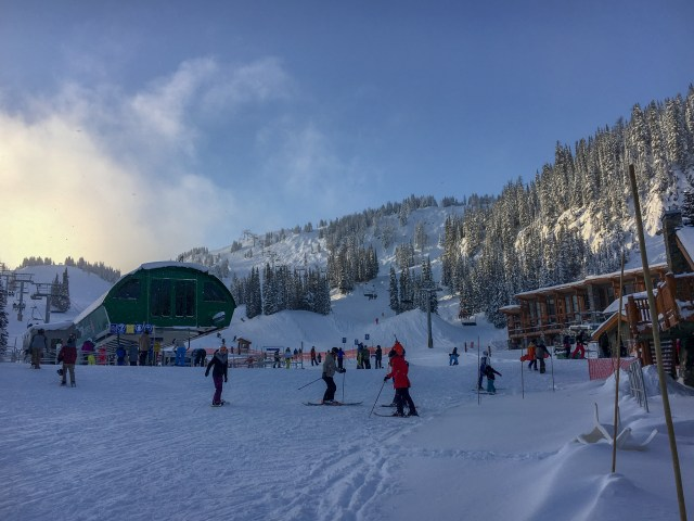 Ski Big 3 The Canadian Rockies