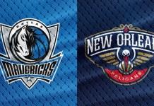 Dallas Mavericks vs New Orleans Pelicans