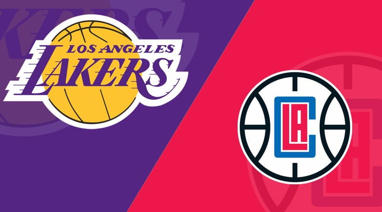 lakers vs clippers - photo #7