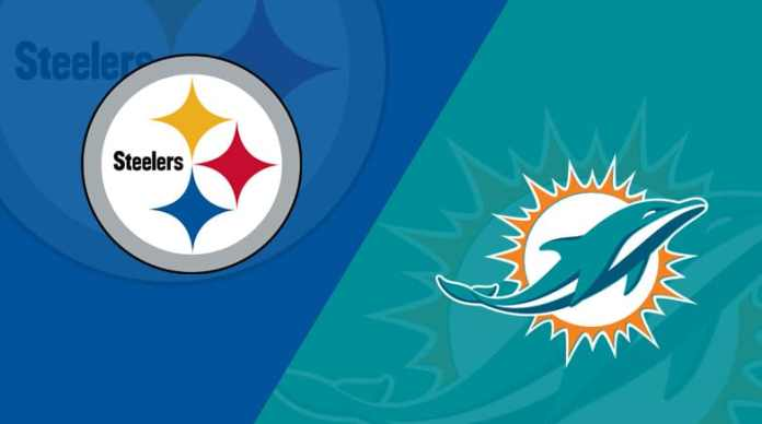 Miami Dolphins at Pittsburgh Steelers