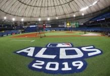 Tampa Bay Rays @ Houston Astros Game 5